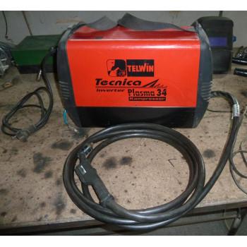 Аппарат плазменной резки TECNICA PLASMA 34 TELWIN (Италия)
